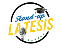 Logo para Stand Up - La tesis
