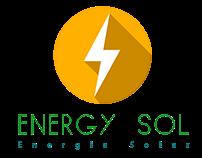 Logo - Energy Sol, energia solar.