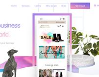 Web Site Sigma Studio: alternativas