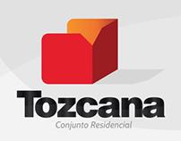 Conjunto residencial Tozcana
