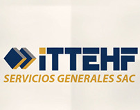 Logo para ITTEHF empresa de servicios generales