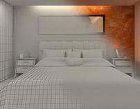 Diseño Interior - Habitación Principal