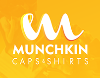 Caps and T-Shirts Design