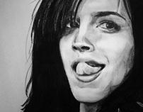 Emma Watson Portrait