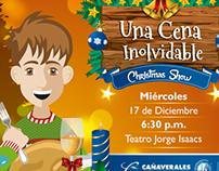 Boleta de Navidad Cañaverales 2014