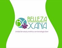 Logotipo Belleza Xana