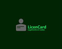 LicenCard: Legalmente en ruedas