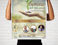 cartaz design gospel