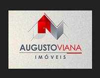 Logo Augusto Viana