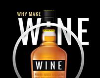Wine Expert - Web Layout Design