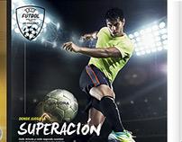 Revista Saga Falabella Futbol