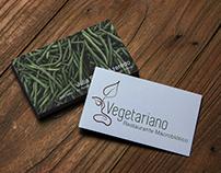 Identidade Visual do Restaurante Vegetariano