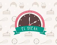 "Manual de marca ""El break"""