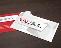 Cartão de Visita - Walsul