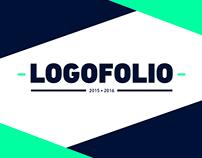 Logofolio 2015 • 2016