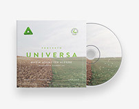 Proyecto Universa // Disc Cover