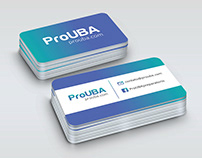 Identidade Visual ProUBA.com