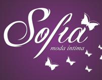 Logomarca da Sofia moda íntima