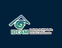 Animación Logo IDEAM
