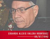 Alexis Eduardo Valera Rodríguez - Art resume