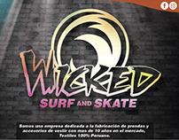 Design graphic HTML Mercadolibre.com | Wicked | Shop