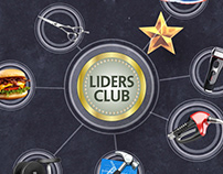 Liders Club - App
