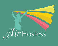 "Air Hostess ""Panamericana of Arts School"""