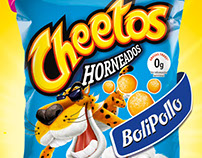Cheetos Boliqueso_P.O.P