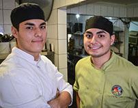 Sesión fotográfica Chef Moises Ugalde e Ismael Ugalde