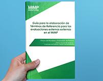 Portadas de Guías Internas del MIMP