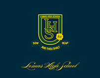 Lomas High School - Diseño Editorial, Branding