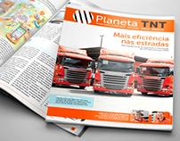 Revista Trimestral - Planeta TNT