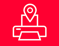 Print location map icon 2