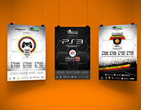 Fifanzoátegui: Logo and Posters (2013)