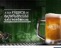 Timeline Facebook Crafters Cerveja Artesanal