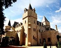 Castelo envelhecido