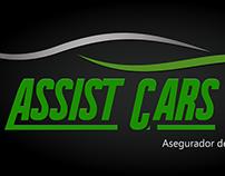 Identidad Visual: Assist Cars - Asegurador de atumovil