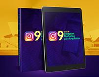 Ebook - 9 Dicas de Instagram Marketing para Arquitetos