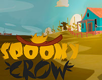 SPOOKY CROW (APP GAME)