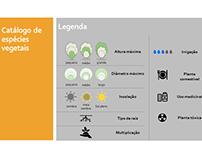 Paisagismo _ Catálogo de espécies e Fenologia