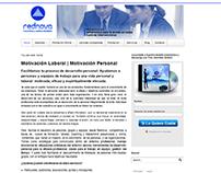 Rednova Saludable Diseño de Sitio Web y Mantenimiento