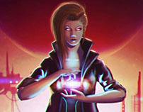 Ilustración Digital • Supernova