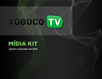 Midia Kit - Toboco TV