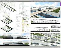 THESIS - Social Housing / Civic Center