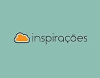 inspirações - logo design