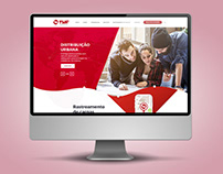 TWF Logística - Tema Wordpress