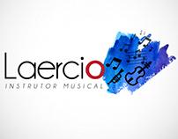 Logo Marca - Laercio Instrutor Musical