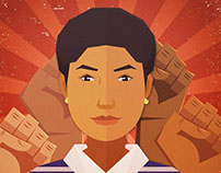 Iconos Peruanos - Ilustración