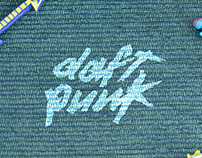 Diorama - Daft Punk Discovery