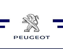 Proyecto Peugeot / Cinema 4d /